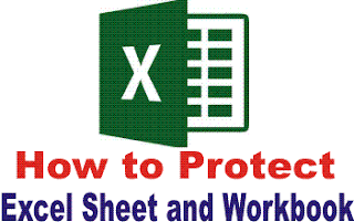 How to Protect Excel Sheet and Workbook