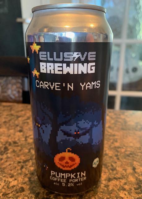 Carve 'N Yams Pumpkin Coffee Porter