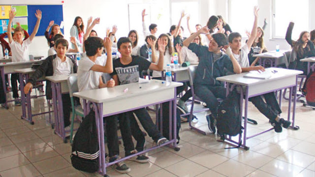 MEB Bazı Liselerde İkili Eğitime Geçti
