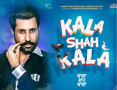 Kala Shah Kala (2019) Punjabi Movie 480p HDRip
