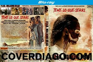 Fear The Walking Dead - Season 3 - BLURAY