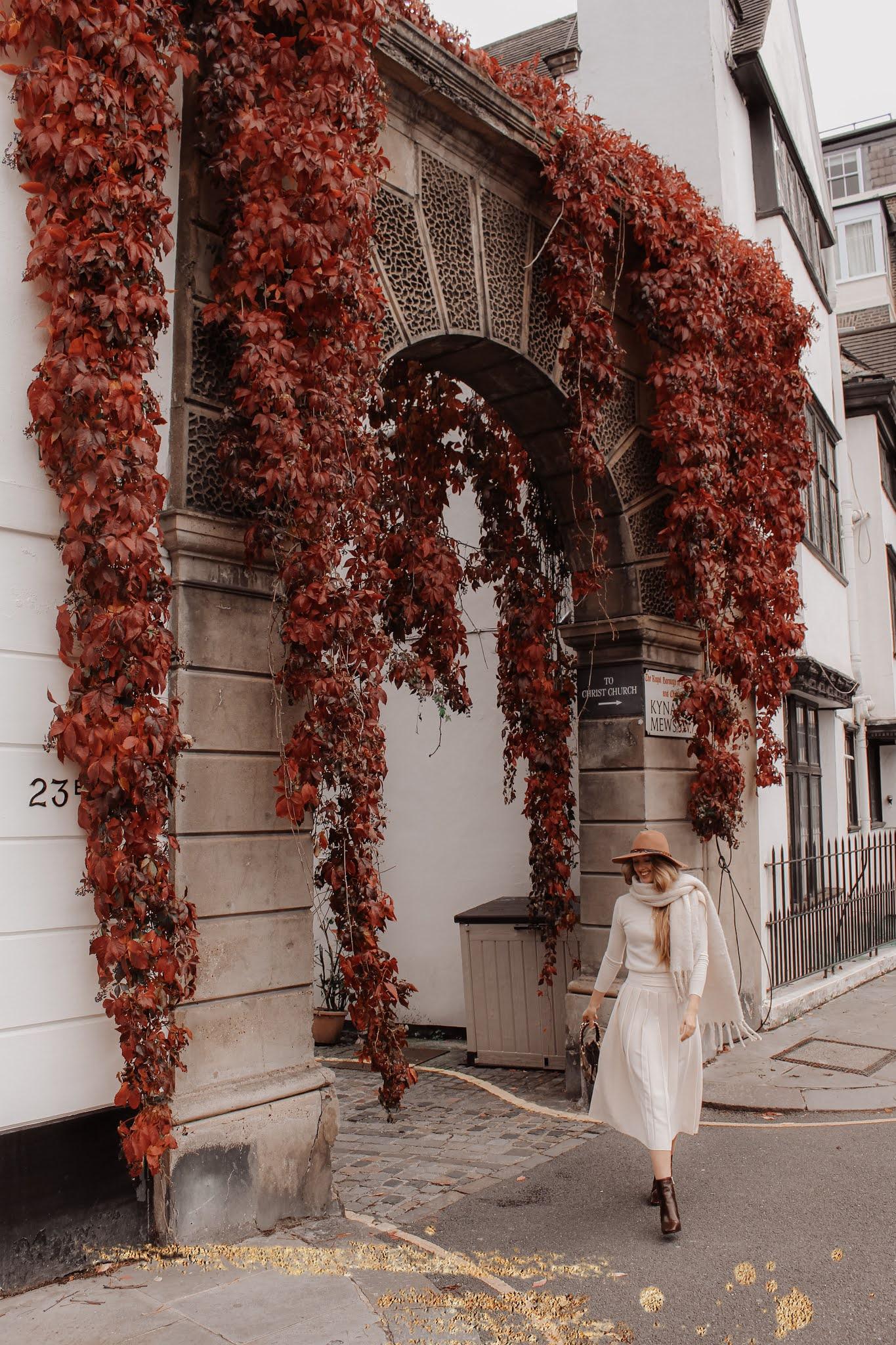 Kynance Mews Autumn