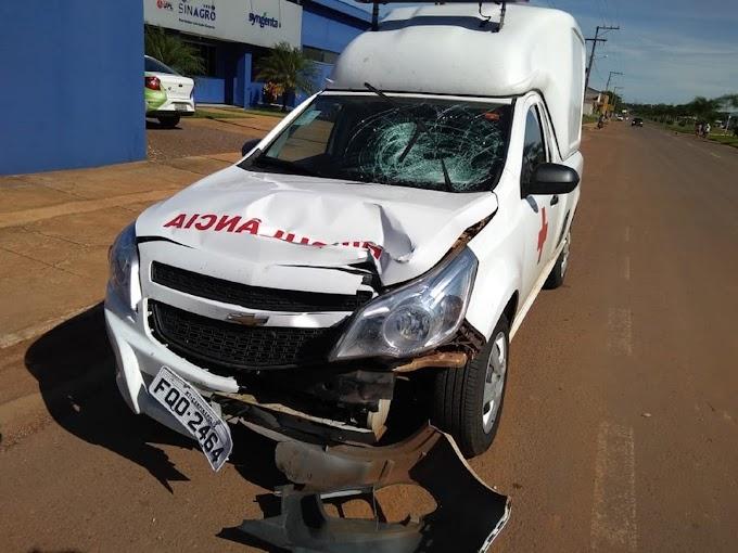 Adolescente é atropelada e morta por ambulância em rodovia de Mato Grosso
