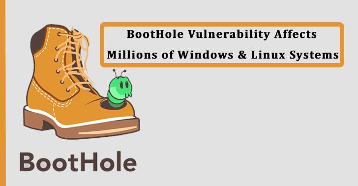 BootHole Vulnerability