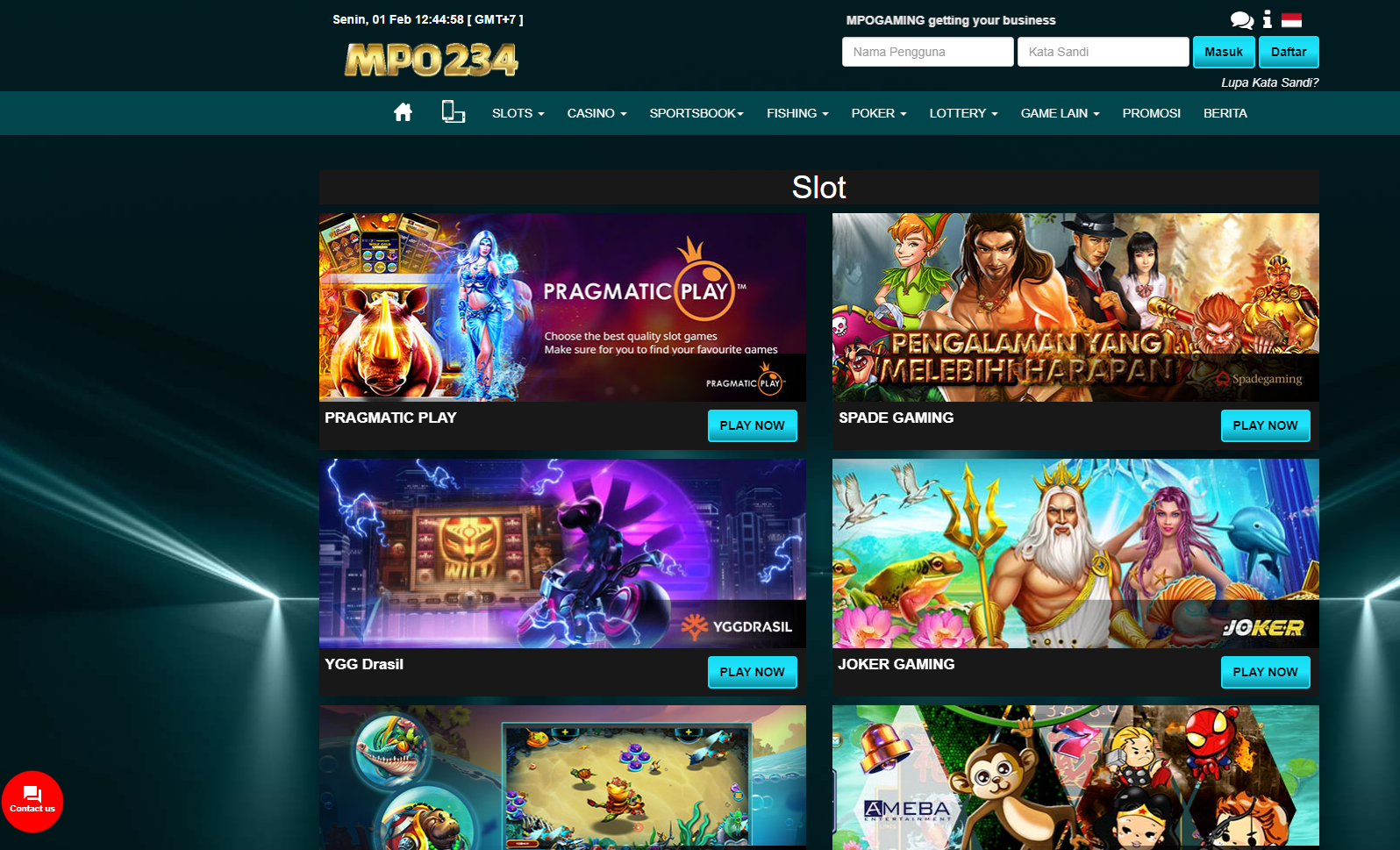 Mpo234 Situs Judi Slot Online Joker 123 Gaming Deposit Pulsa Indonesia Perfil Red Innpulso Foro