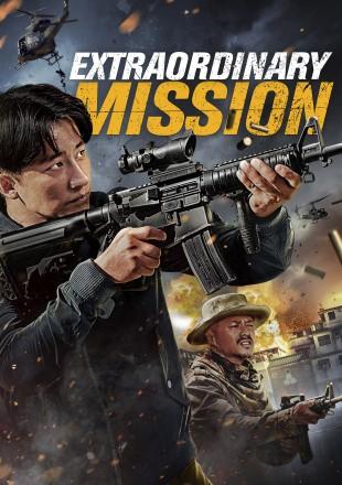 Extraordinary Mission 2017 BRRip 720p Dual Audio