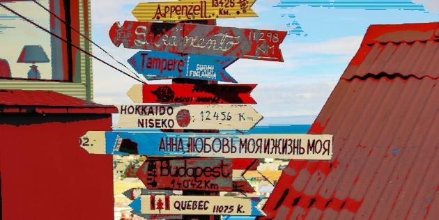 Señalética Punta Arenas PUQ