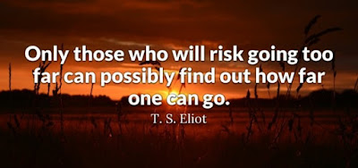 No Risk No Gain Quotes