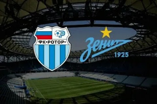 « Ротор» — «Зенит»: прогноз на матч, где будет трансляция смотреть онлайн в 18:00 МСК. 11.08.2020г.