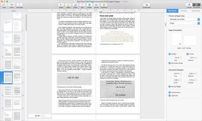 Traitement de texte gratuit mac - Pages
