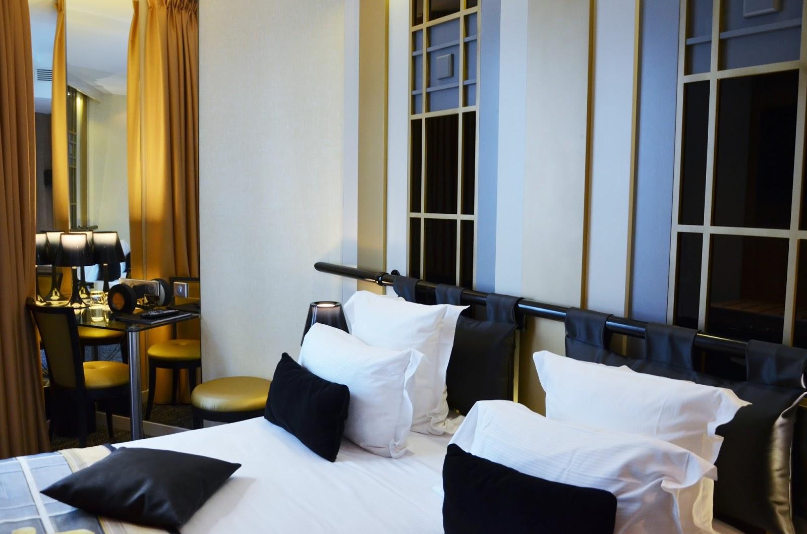 H tel design secret de paris dormir dans un monument for Hotel design secret