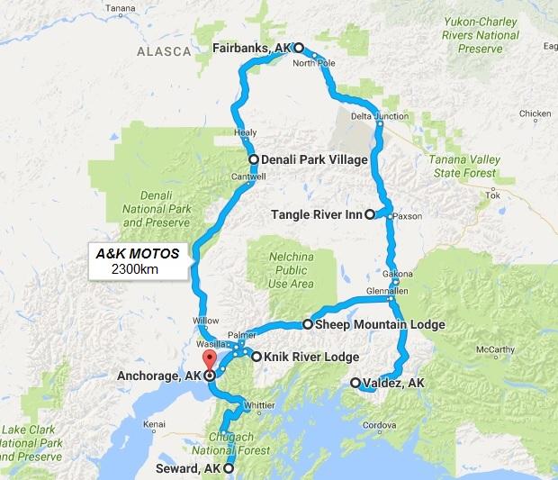 Roteiro Prévio Alaska