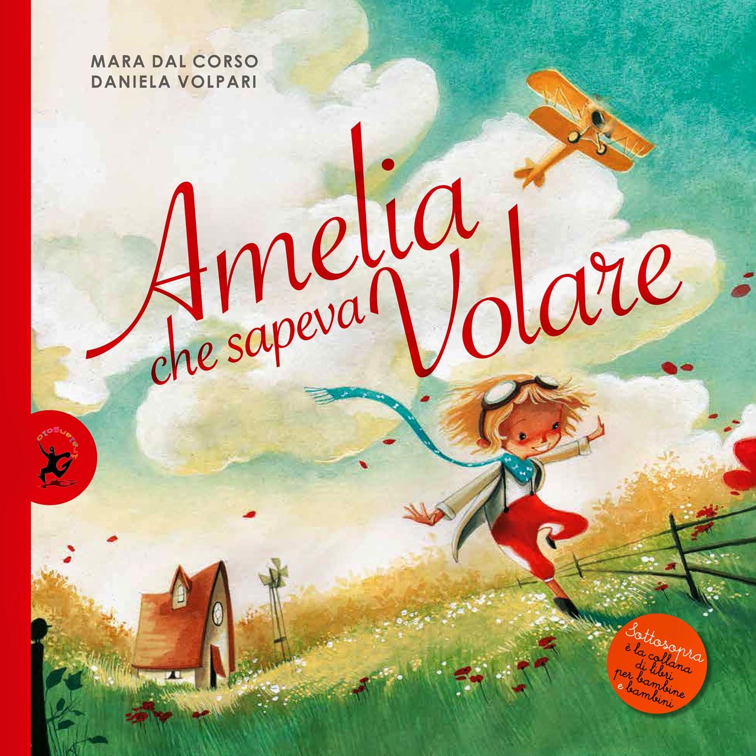 Amelia che sapeva volare