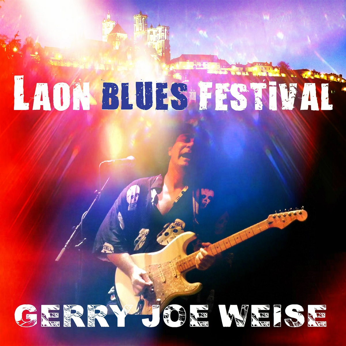Laon Blues Festival, 2017 album