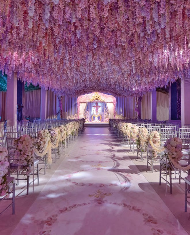 Style the aisle wedding ceremony ideas belle the magazine below image credits photographyphotography lin jirsa photography via wedding style magazine junglespirit Images