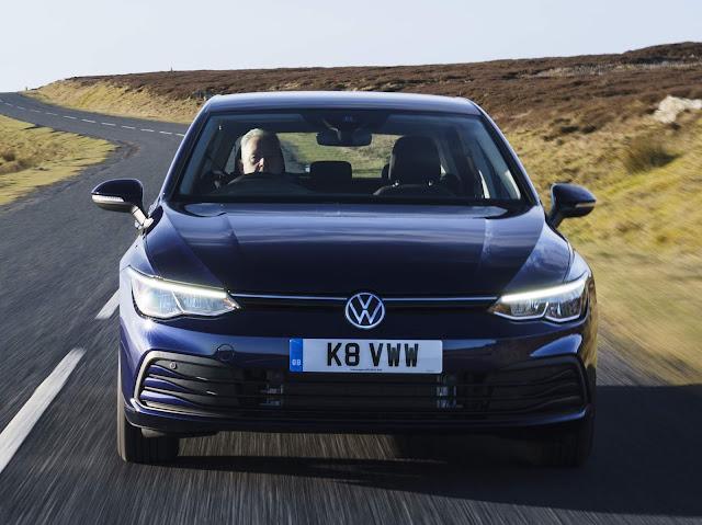VW Golf 2021 1.0 TSI M/T: fotos, performance e consumo