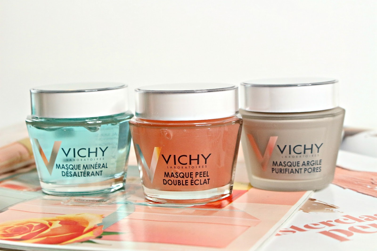Vichy maskers