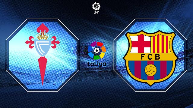 موعد مباراة برشلونة ضد سيلتا فيجو والقنوات الناقلة لحساب منافسات الأسبوع 32 من مسابقة الدوري الإسباني 2019-2020