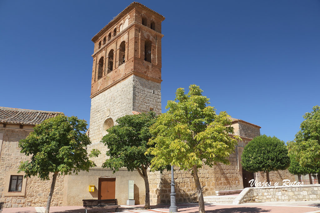 Iglesia de San Pedro de Villagarcía de Campos