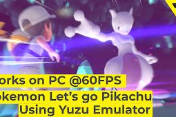 [PC] Pokemon Let's go Pikachu Nintendo Switch PC Download [GoogleDrive]