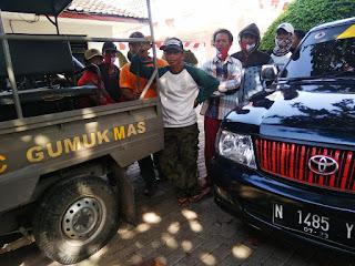 Petani dan Nelayan Desa Kepanjen Tolak Perluasan Tambak PT. ATG