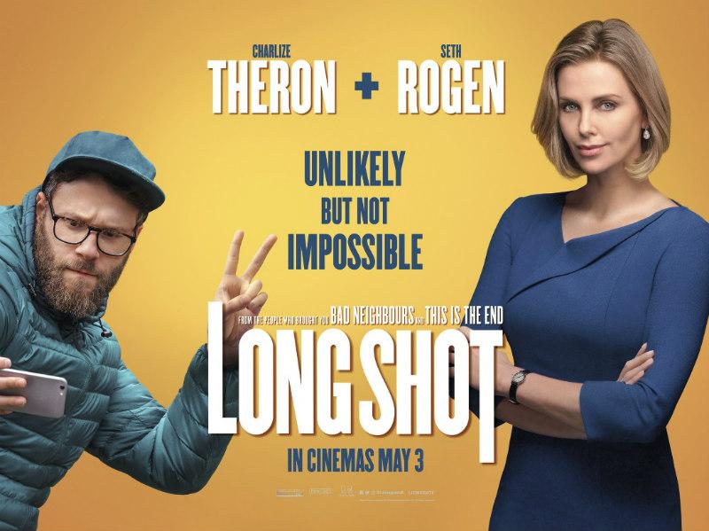 long shot uk poster
