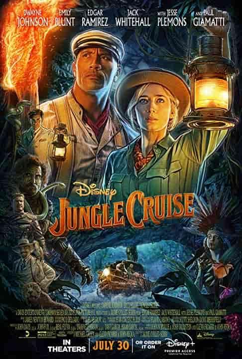 Download Jungle Cruise Full Movie in English, Tamil, Telegu, Hindi {Multi Languges}