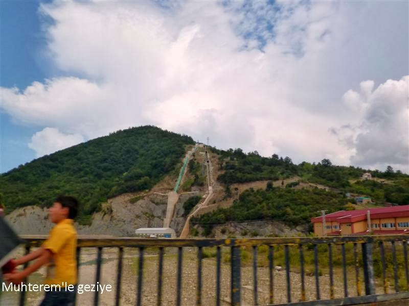 Sinop Ayancık Hidroelektrik Santrali
