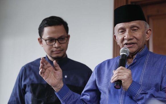 Baru Juga Deklarasi Tadi Siang, PAN Sudah Bikin Panas Partai Ummat: Partai Oligarki, Kerajaan Amien Rais!