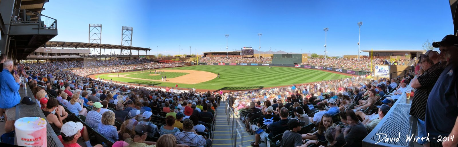mlb arizona baseball stadium
