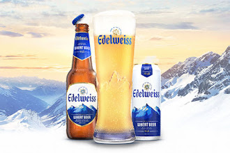 Wheat Beer Edelweiss – Bringing the Freshness of the Alps to Malaysia
