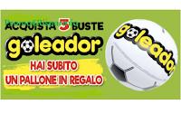Logo ''Goleador in Store 2020'' : subito per te un pallone personalizzato in regalo !