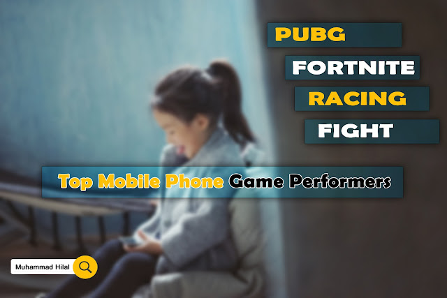 best mobile for games