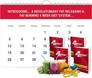 The 4 Week Diet - Official Website | Lose Weight In 4 weeks | Program and Plan | The Best 4 Week Diet Book