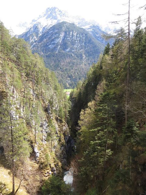 leutascher geisterklamm mittenwald