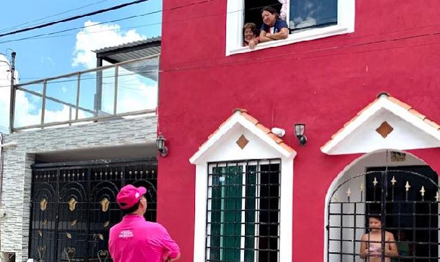 Con el Voto Rosa de todos llegaremos al Congreso para impulsar el progreso de Yucatán: Ernesto Sonda