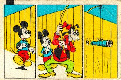 вкладыш Donald - 045