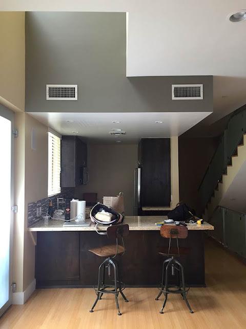 El Antes y Después de una vivienda en California