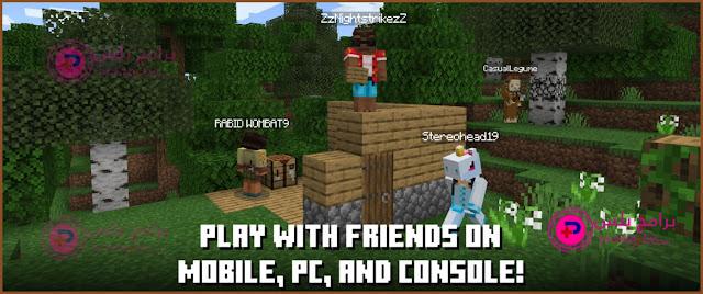 اللعب مع الأصدقاء