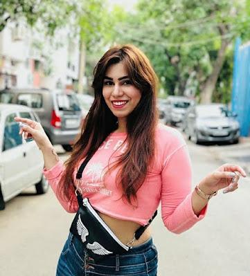 Kanisha Malhotra actress