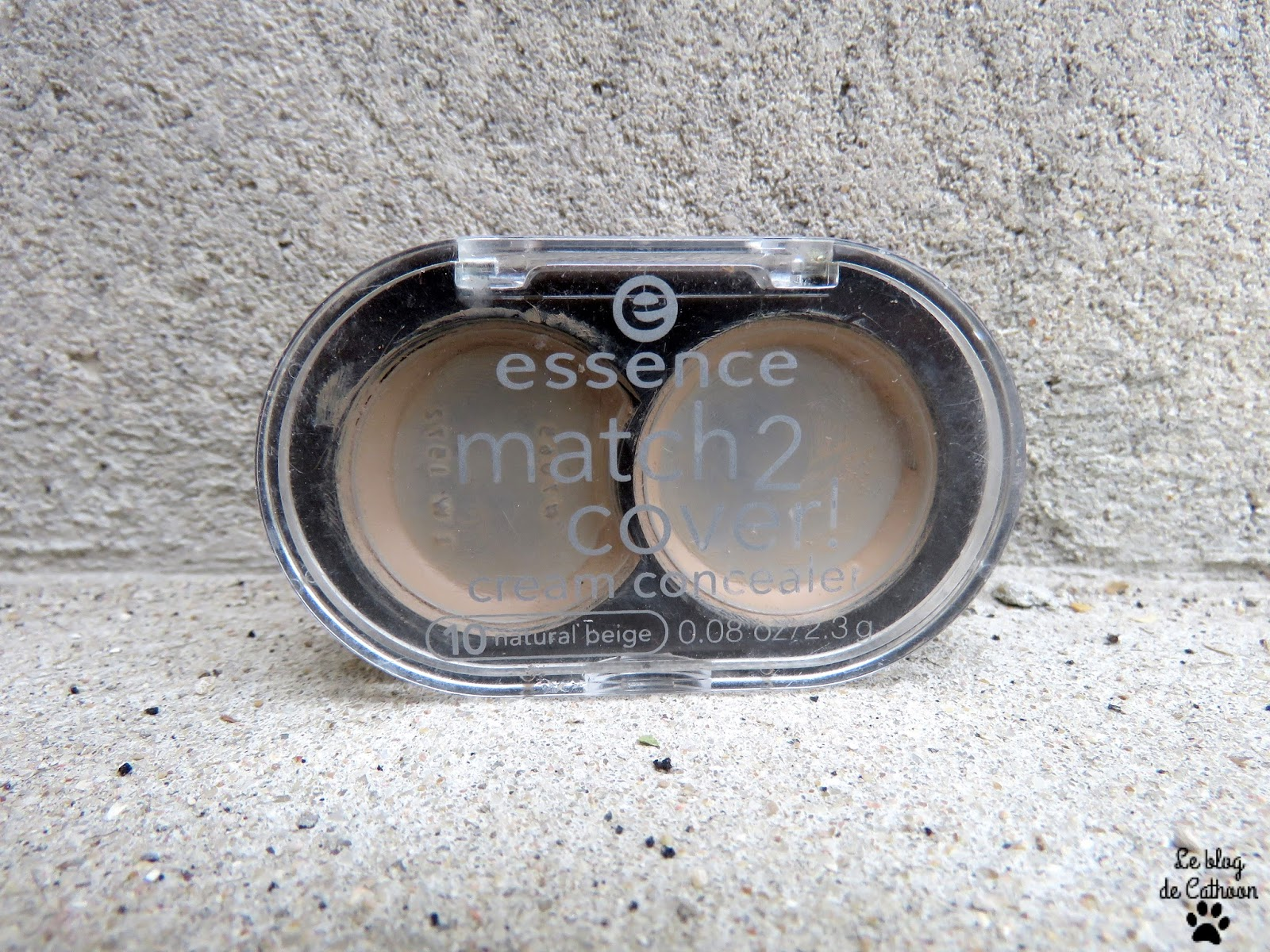 Match 2 Cover - Cream Concealer - Essence