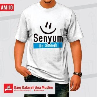 Kaos Dakwah Ana Muslim AM110