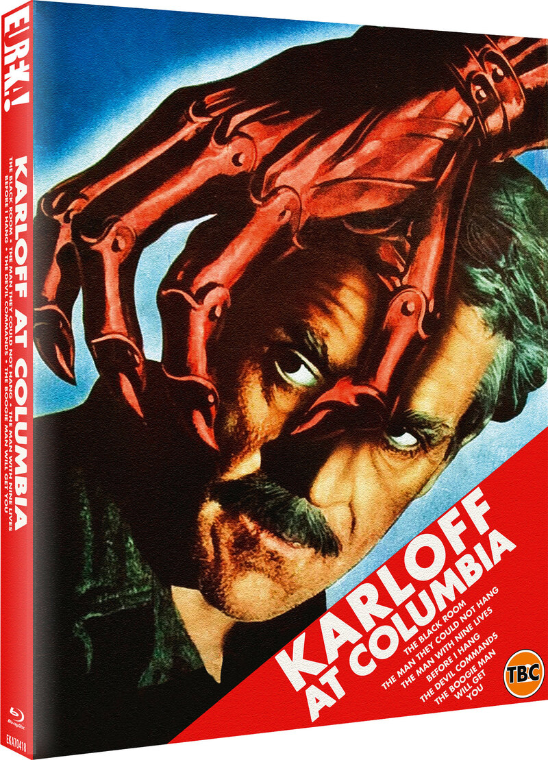 karloff at columbia bluray
