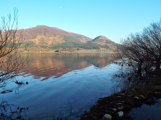 Saturday Beach: Bassenthwaite Lake