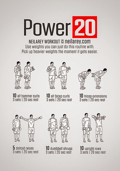A simple no-equipment workout for every day nine exercises, ten - beast workout sheet