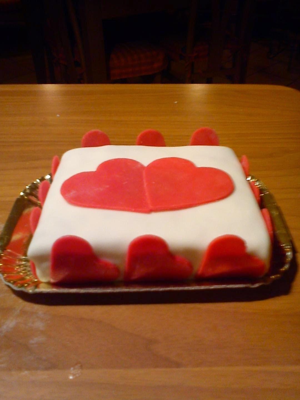 Eccezionale Torta San Valentino con sorpresa ~ Centomilaidee JU59