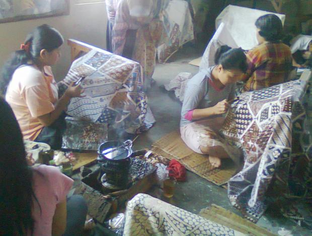 Industri Tekstil di Indonesia