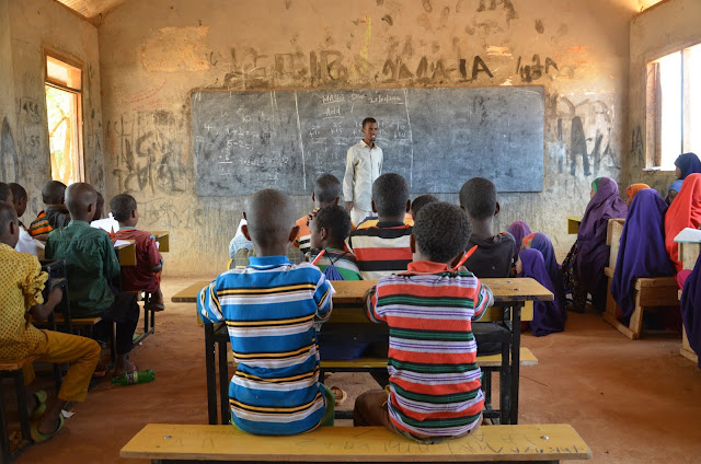 refugee education program
