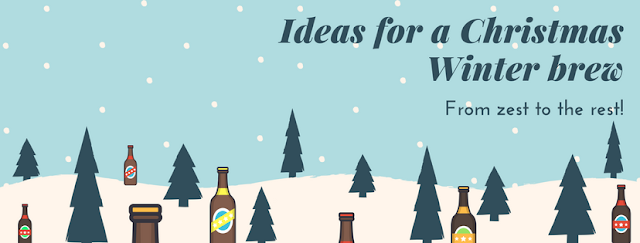 winter christmas brew ideas