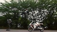 Rider Kick!